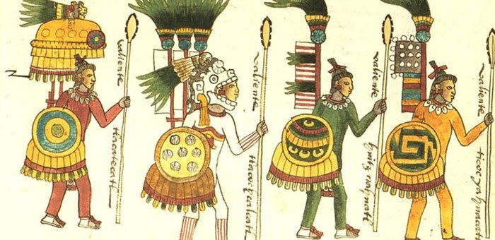 Commanders of the Aztec army