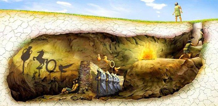 Ο Μύθος της Σπηλιάς