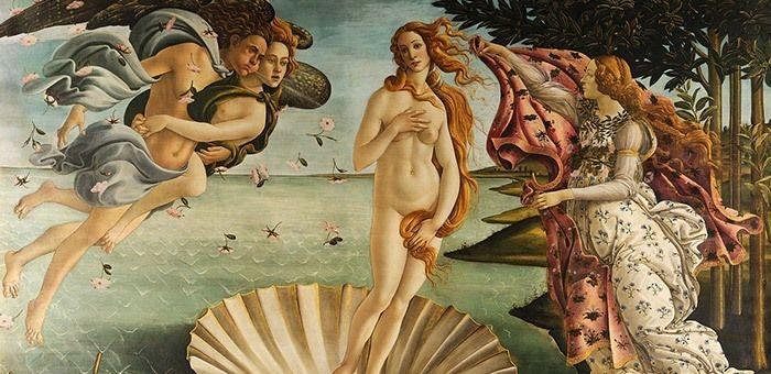 Η Αφροδίτη του Botticelli σαν νεοπλατωνικό τάλισμαν