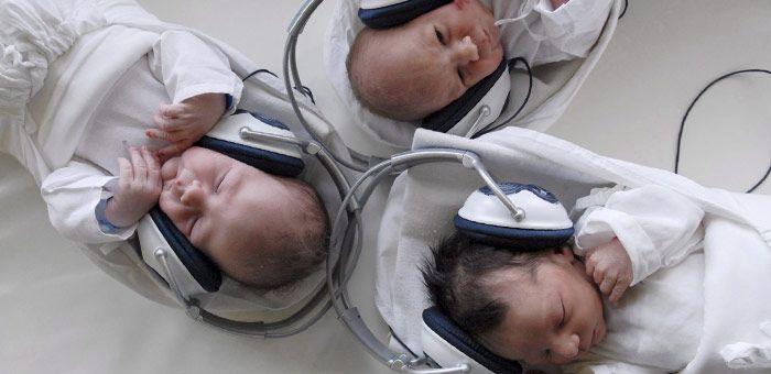 babies mozart