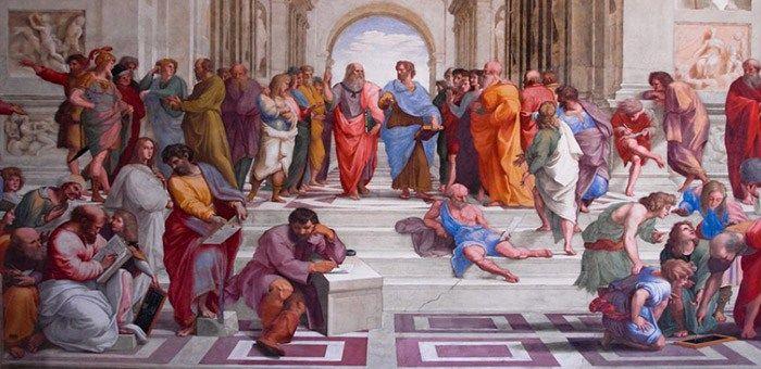 Οι Σχολές Φιλοσοφίας είναι τα Λίκνα του Πολιτισμού