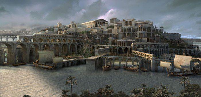 Πόλη - Εικόνα του Κόσμου