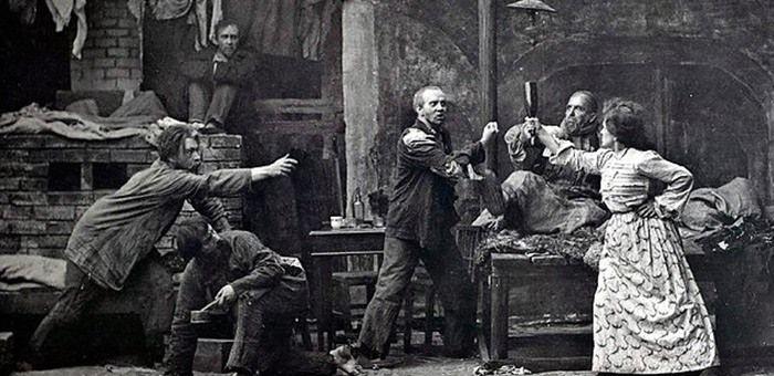 Ο Δρόμος του Εσωτερικού Πολεμιστή στον Στανισλάβσκι
