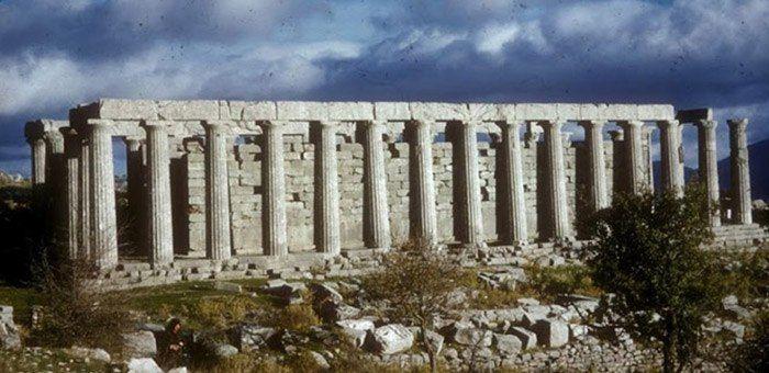 Ο Ναός του Επικούρειου Απόλλωνα