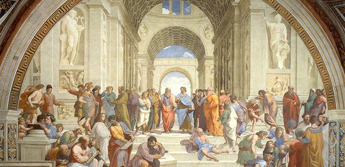 Σχολές της Αρχαίας Δυτικής Φιλοσοφίας